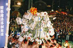 ちょうちん練り @ 魚吹八幡神社 | 姫路市 | 兵庫県 | 日本