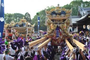 お旅所から神社へ 宮入り @ お旅所→神社 | 姫路市 | 兵庫県 | 日本