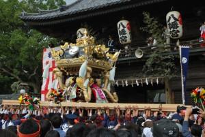 吉美、平松、大江島 屋台 練り合わせ @ なごみの里特別養護老人ホーム | 姫路市 | 兵庫県 | 日本