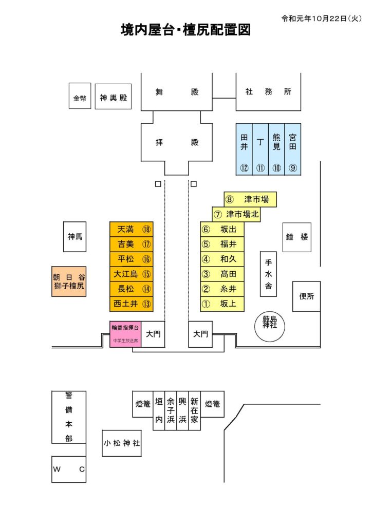 R01境内配置図